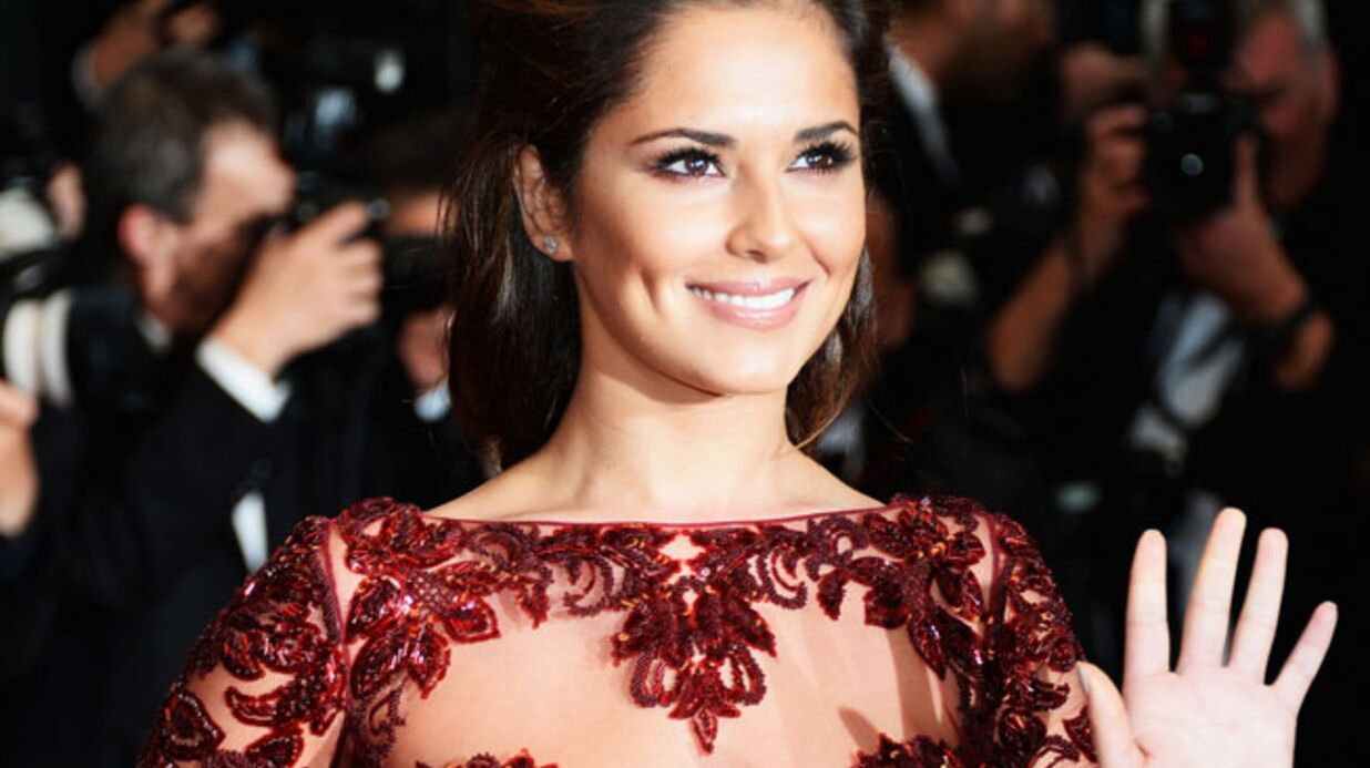 PHOTO L'in­croyable tatouage de Cheryl Cole (Girls aloud)