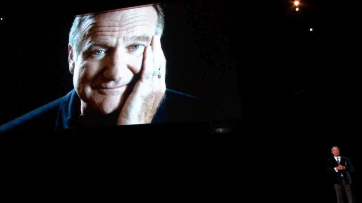 VIDEO L'hommage poignant de Billy Crystal à Robin Williams