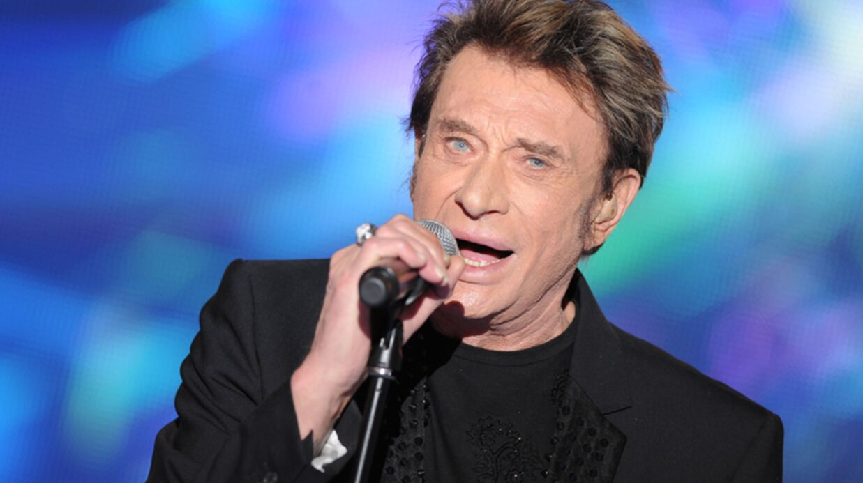 Johnny Hally­day : un premier concert réussi à Los Angeles