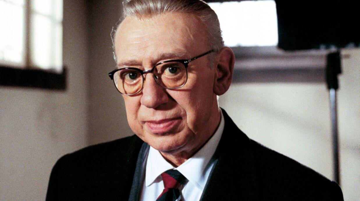 Horst Tapper, alias Derrick, a servi dans la Waffen-SS
