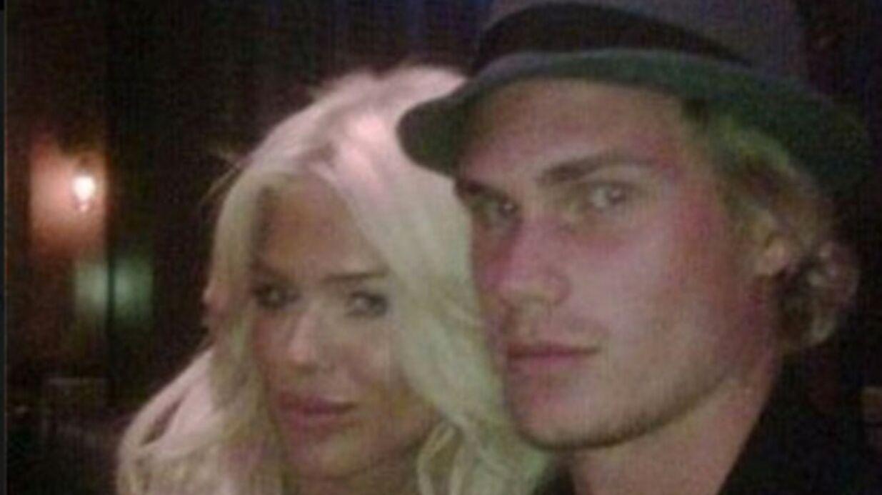 Victoria Silvstedt poste des photos d'elle avec son frère Daniel et il est canon!