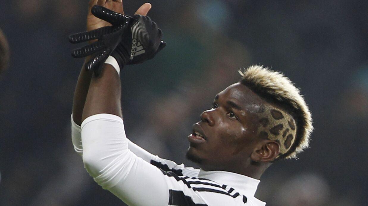 VIDEO Paul Pogba se prend une grosse gamelle en fêtant le titre de son équipe