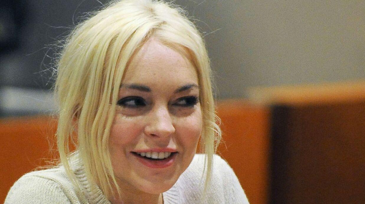Le père de Lindsay Lohan très content des photos de sa fille nue