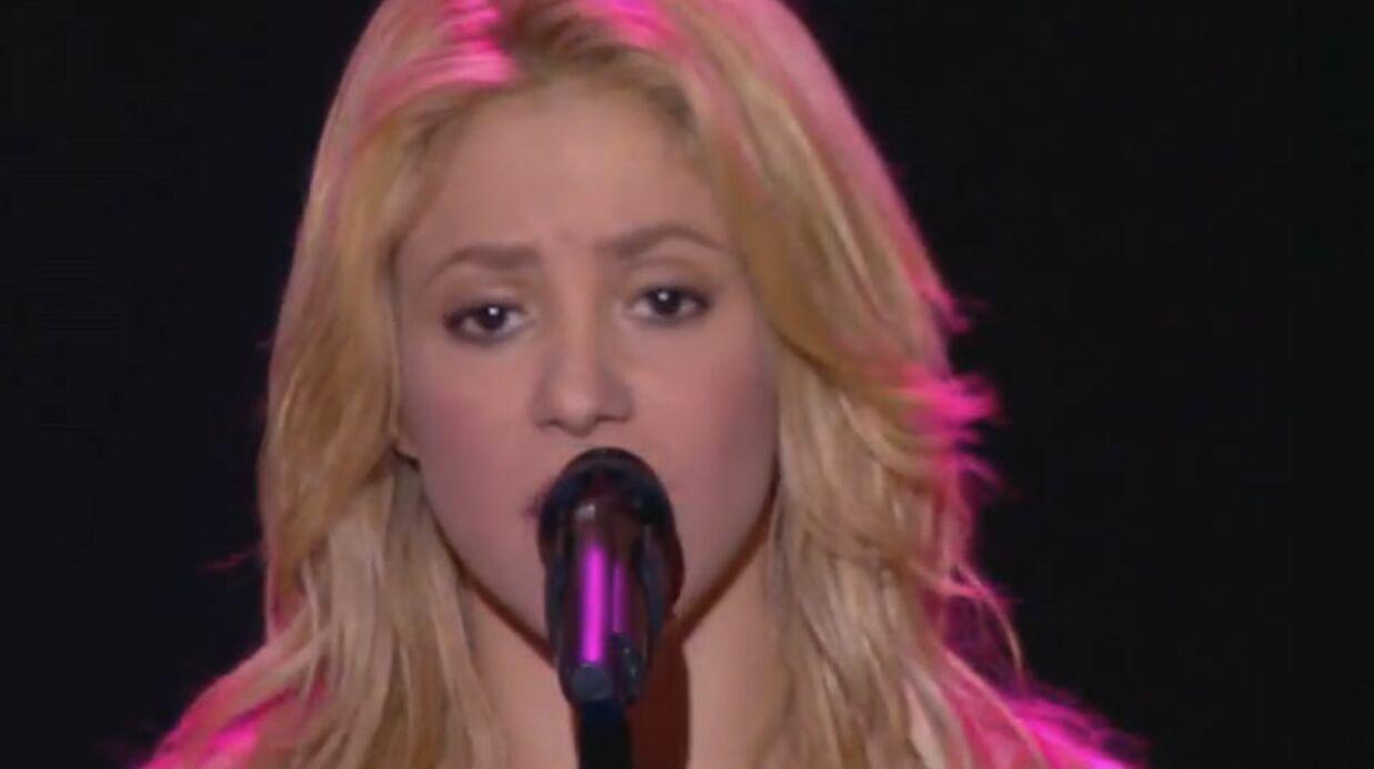 VIDEO Le clip de Shakira pour Je l'aime à mourir