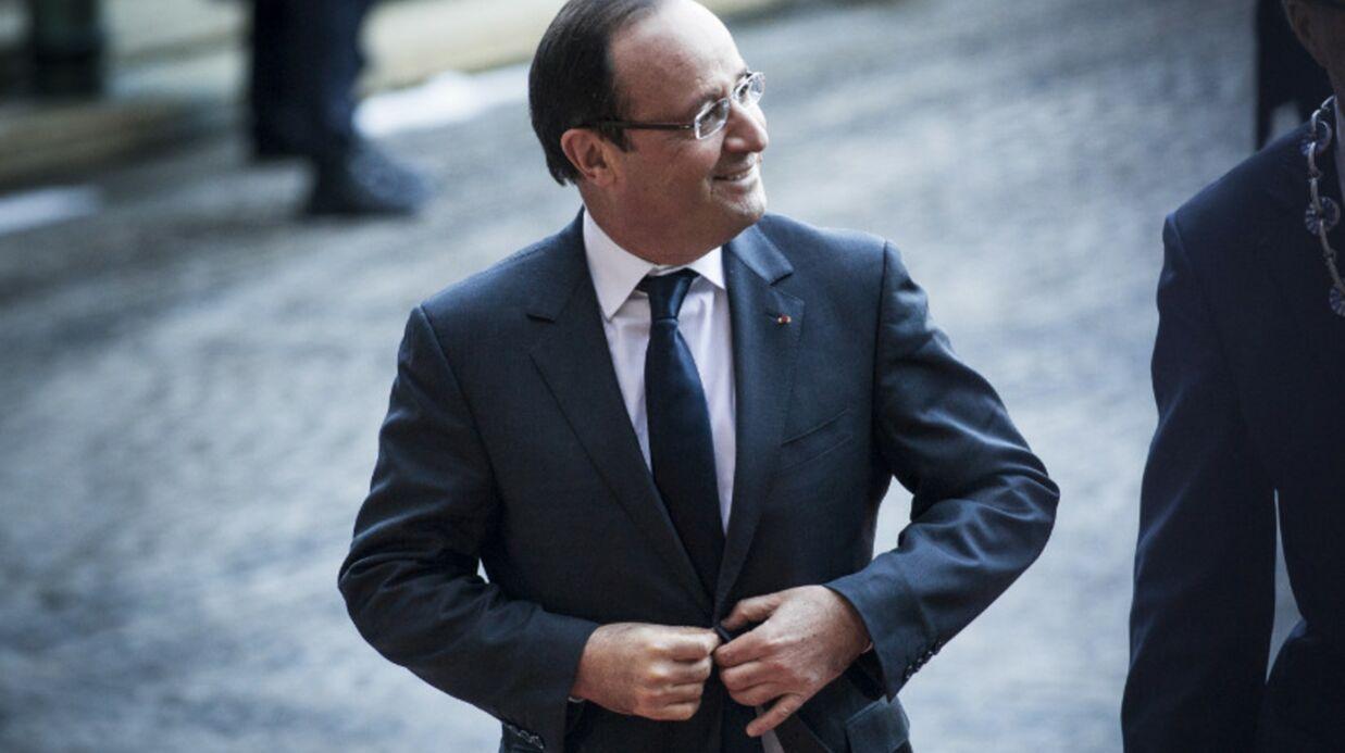 François Hollande passe Noël chez sa belle-mère
