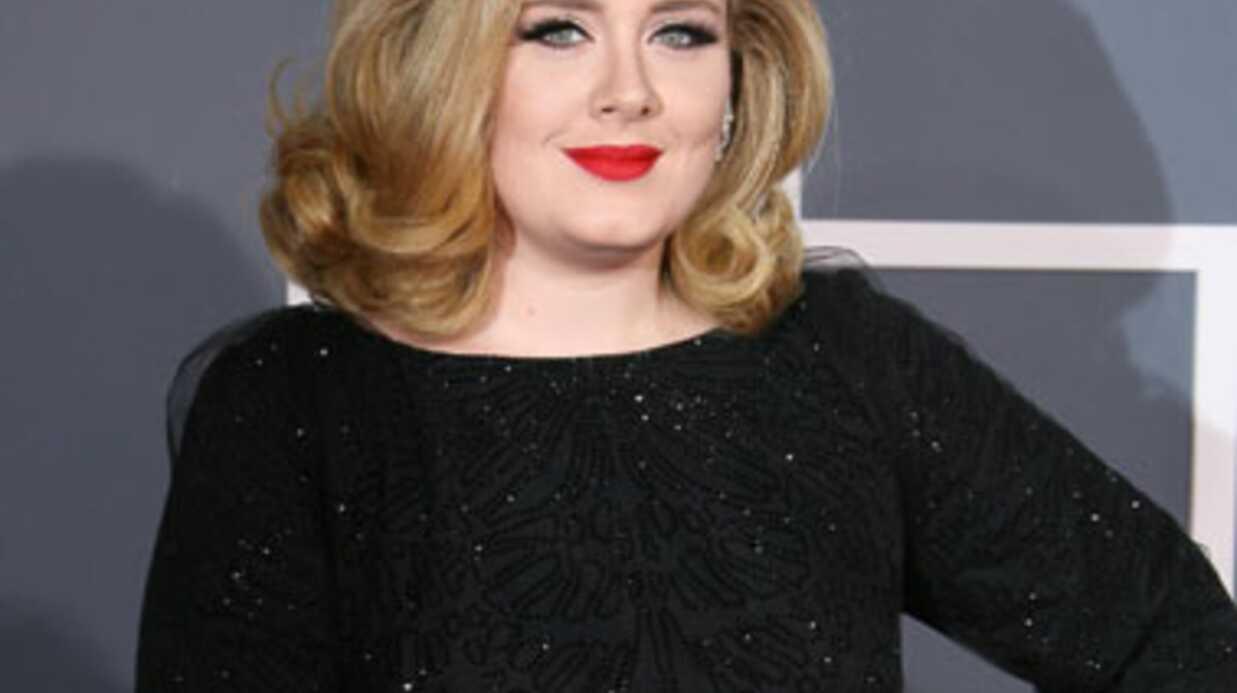 Adele a déposé son nom pour éviter son exploitation