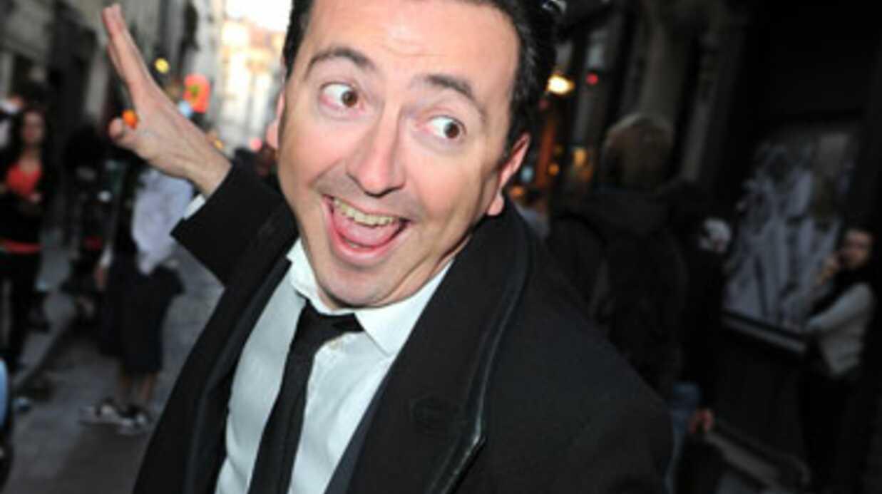 Gérald Dahan lance un show humoristique avec RTL9