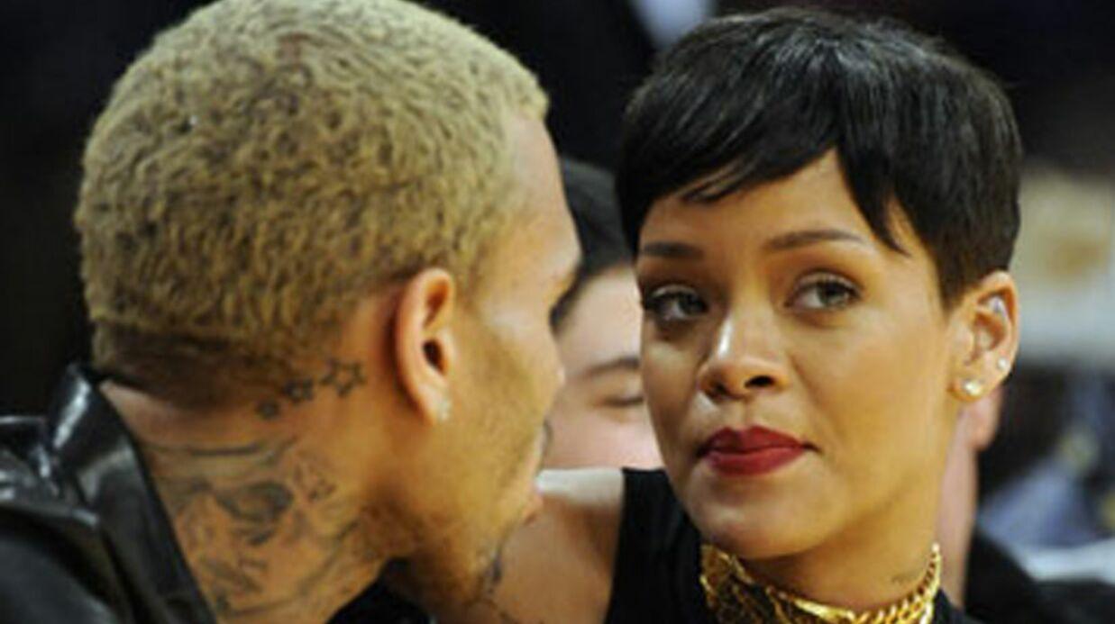 PHOTOS Rihanna et Chris Brown s'affichent de nouveau ensemble