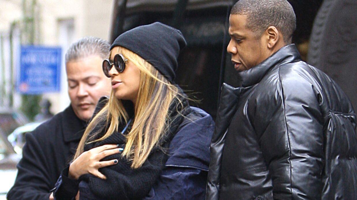 PHOTOS Beyoncé et Jay-Z: la première sortie de Blue Ivy