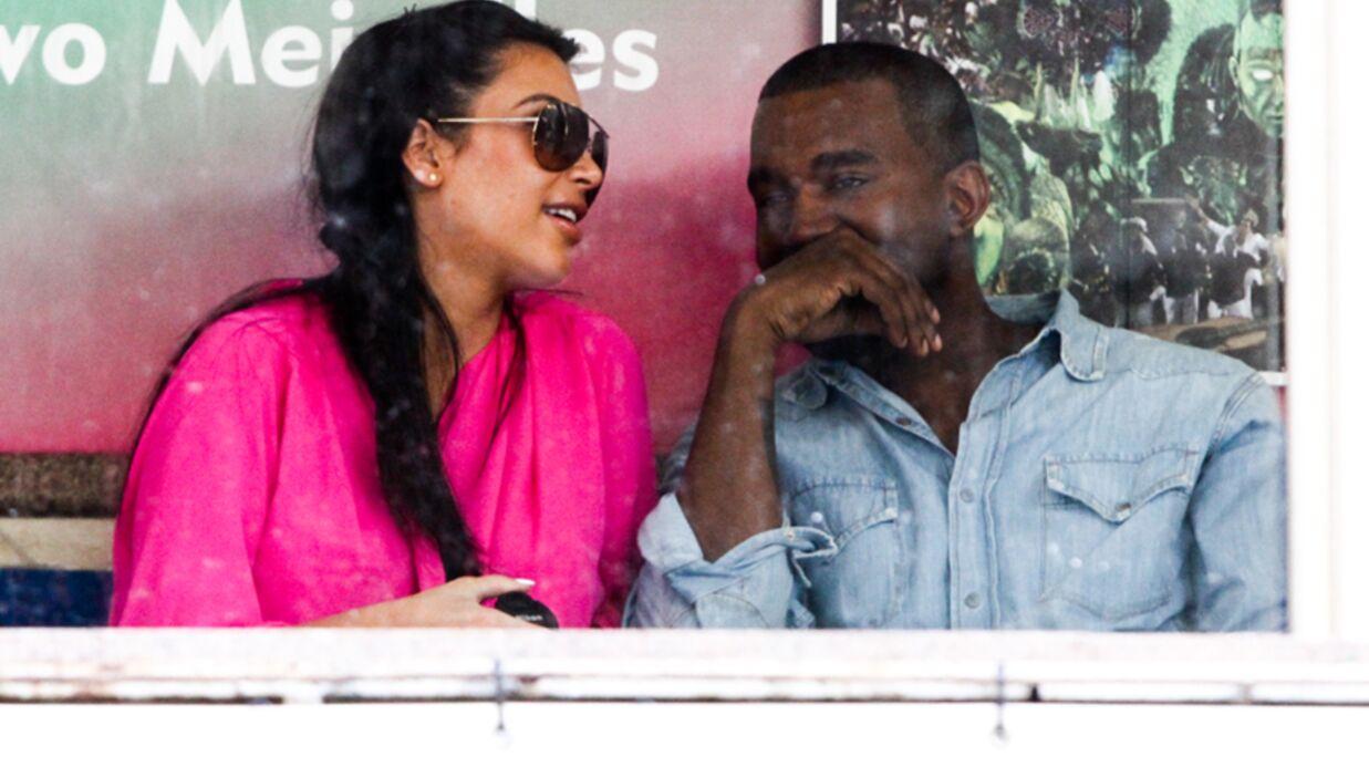 PHOTO Kim Kardashian et Kanye West dénudés pour un magazine