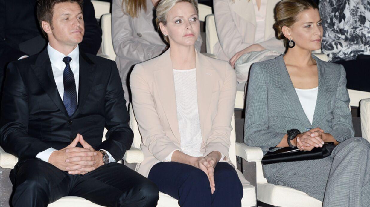 PHOTOS Charlène de Monaco en charmante compagnie à Milan
