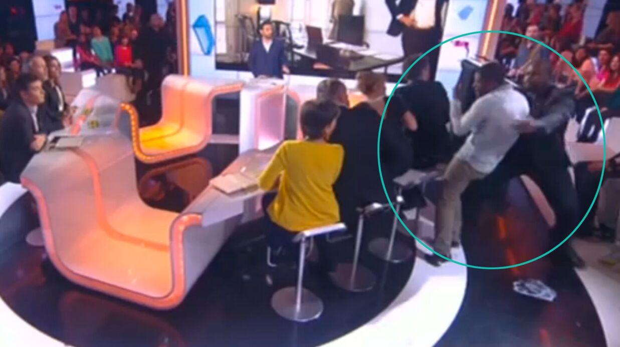VIDEO Panique à Touche pas à mon poste: un spectateur simule un malaise