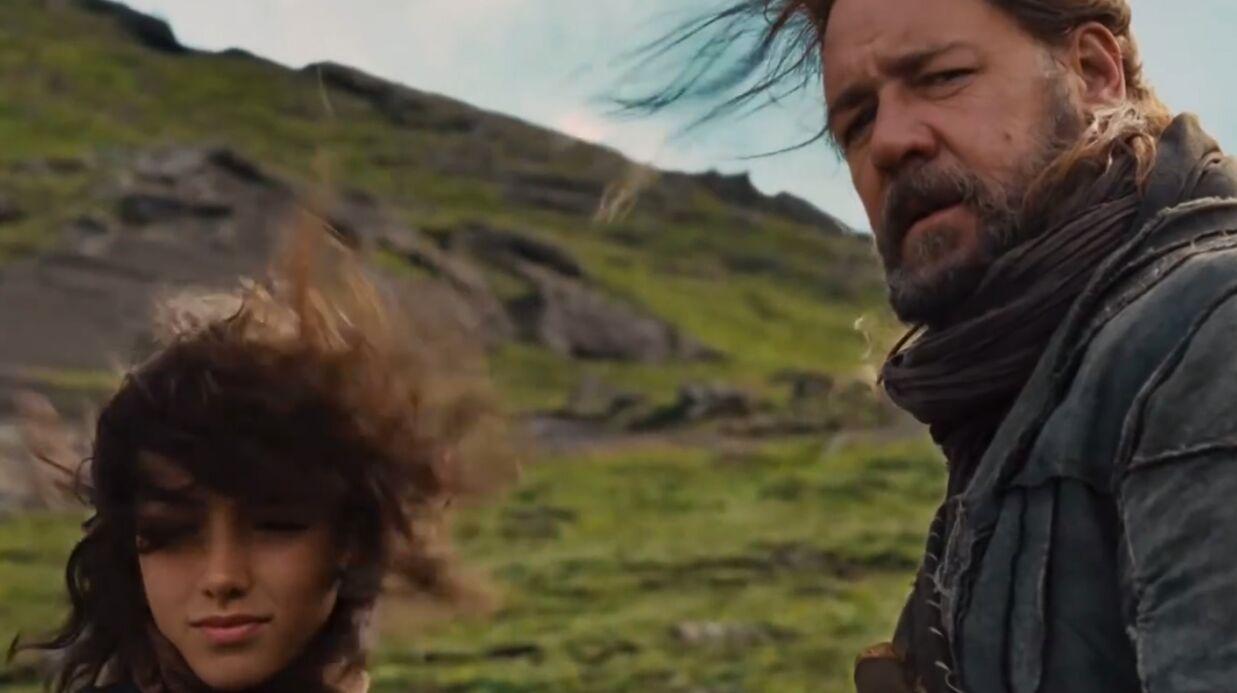 Pour la promo de son film, Russell Crowe interpelle le Pape sur Twitter