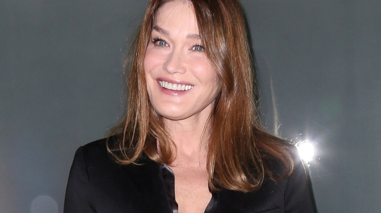 VIDEO Nico­las Sarkozy balance : Carla Bruni adore manger des Big Mac