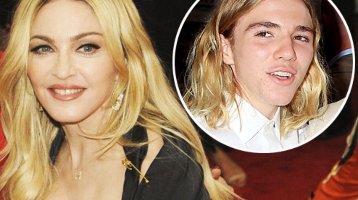Brouillés depuis des mois, Madonna et son fils Rocco ont repris contact