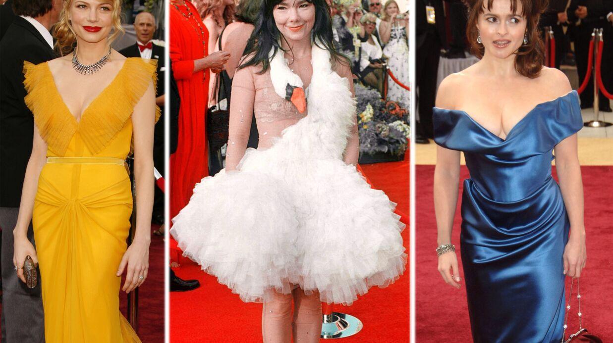 DIAPO Oscars: le meilleur et le pire des looks des dernières années