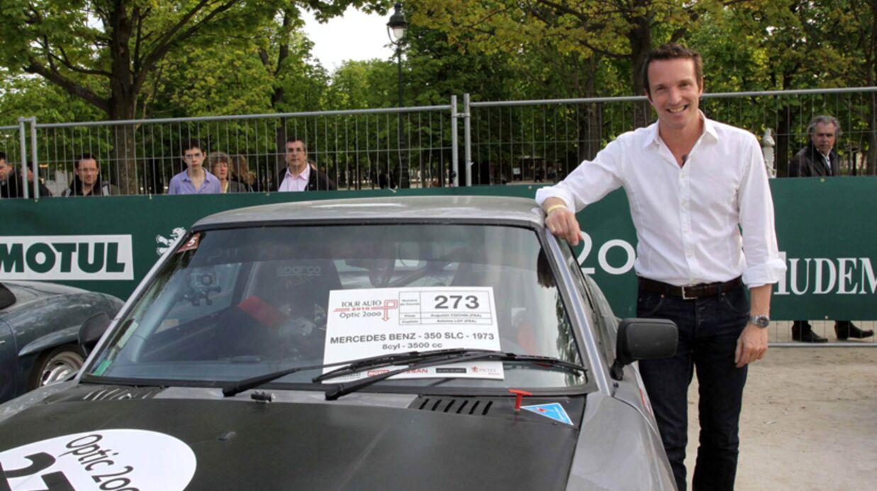 Stéphane Rotenberg raconte son accident