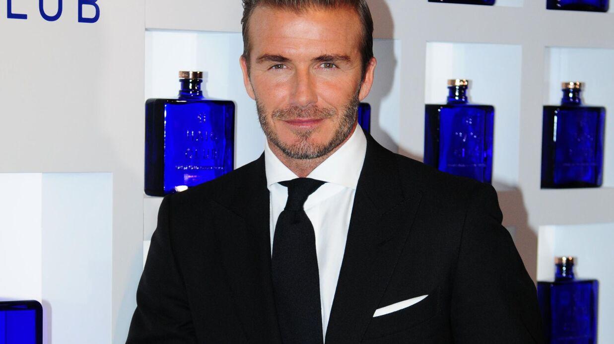 David Beckham très ému par la mort de l'un de ses amis, disparu en Antarctique