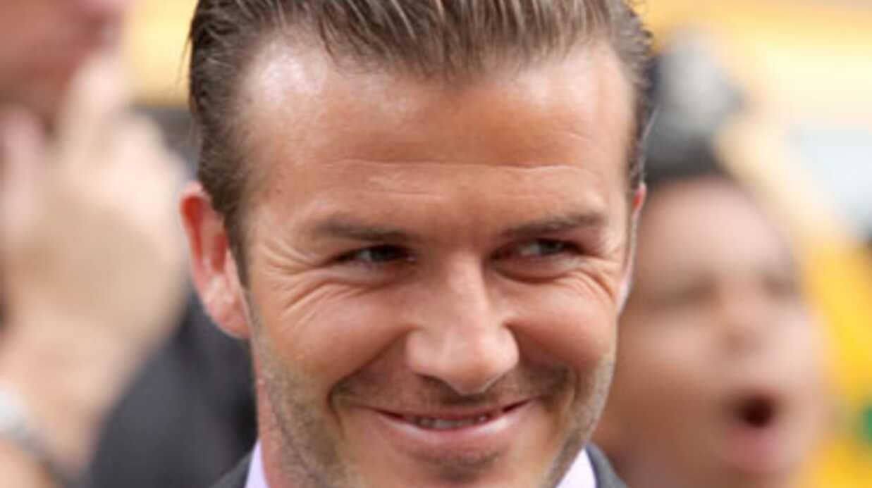 LOOK David Beckham enflamme New York