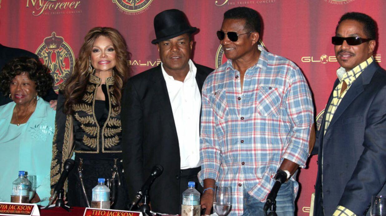 Concert hommage à Michael Jackson: sa famille divisée