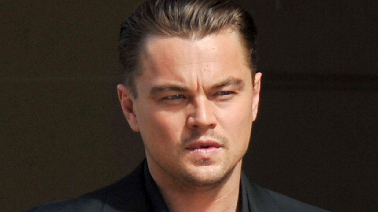 Leonardo DiCaprio avec Blake Lively à un concert