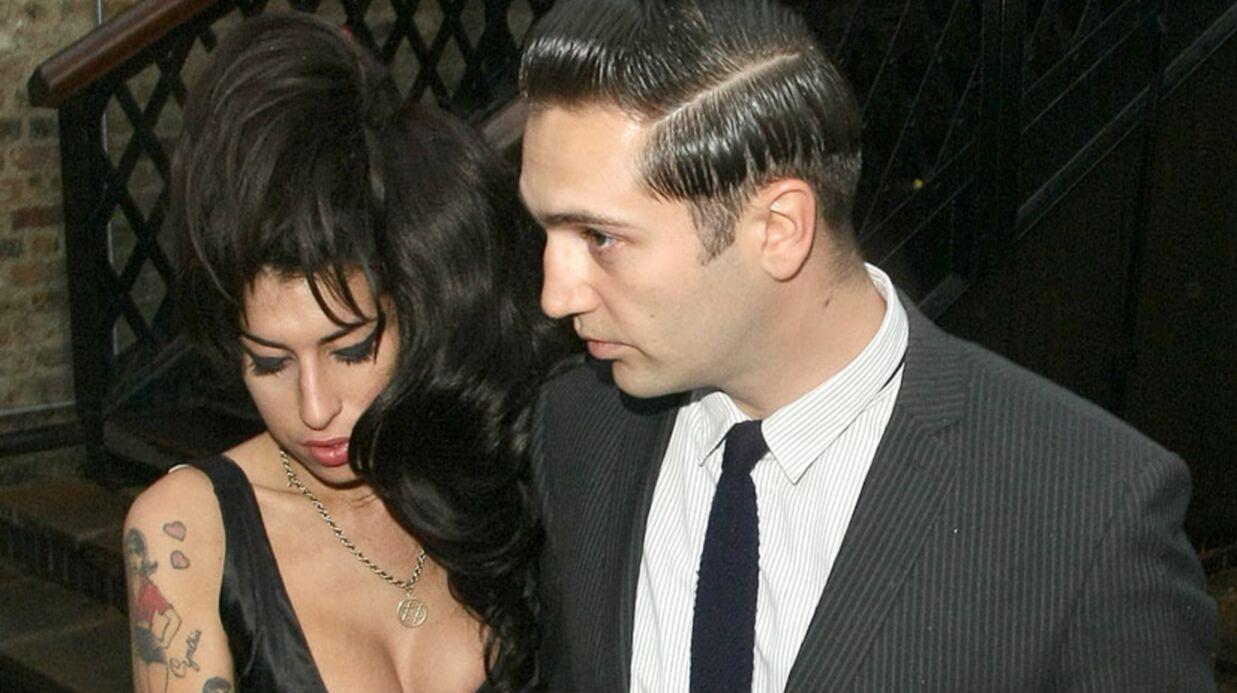 Amy Winehouse: l'émouvant témoignage de son ex Reg Traviss