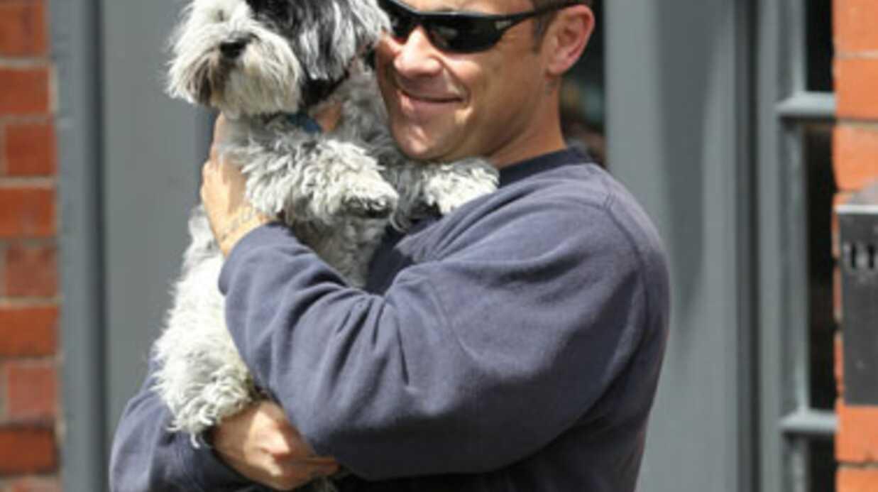 Robbie Williams veut être papa