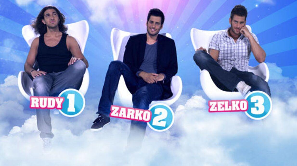 Secret Story 5: qui de Rudy, Zelko ou Zarko sera éliminé?