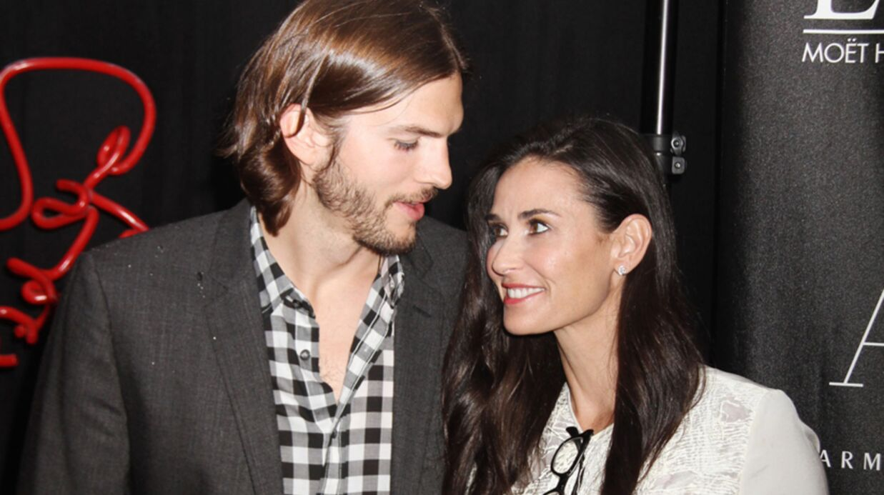 Demi Moore a-t-elle déjà remplacé Ashton Kutcher?