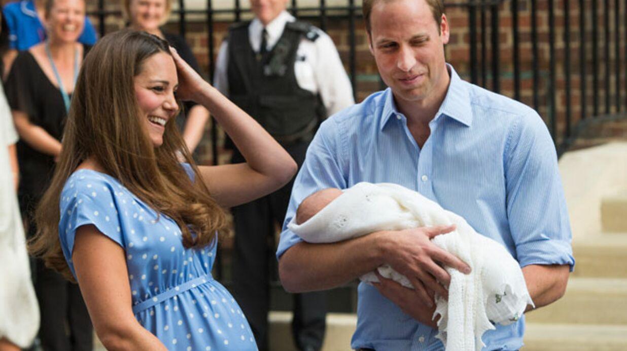 Kate et William, submergés de cadeaux, préfèrent des dons pour des hôpitaux