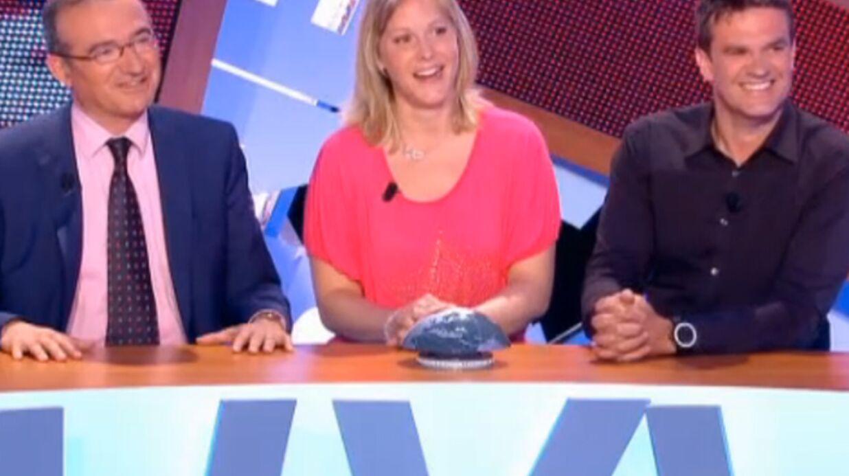 VIDEO La grosse gaffe de Maïtena Biraben face à une candidate du News Show