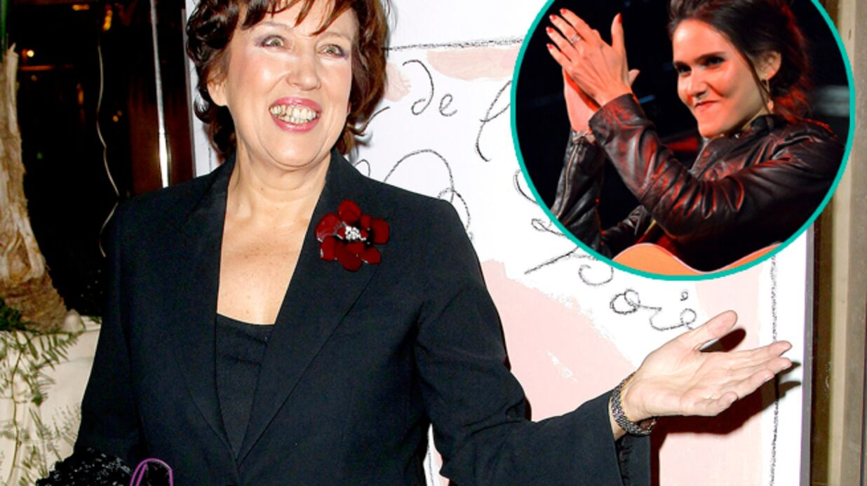 Roselyne Bachelot va tourner dans un clip de Joyce Jonathan