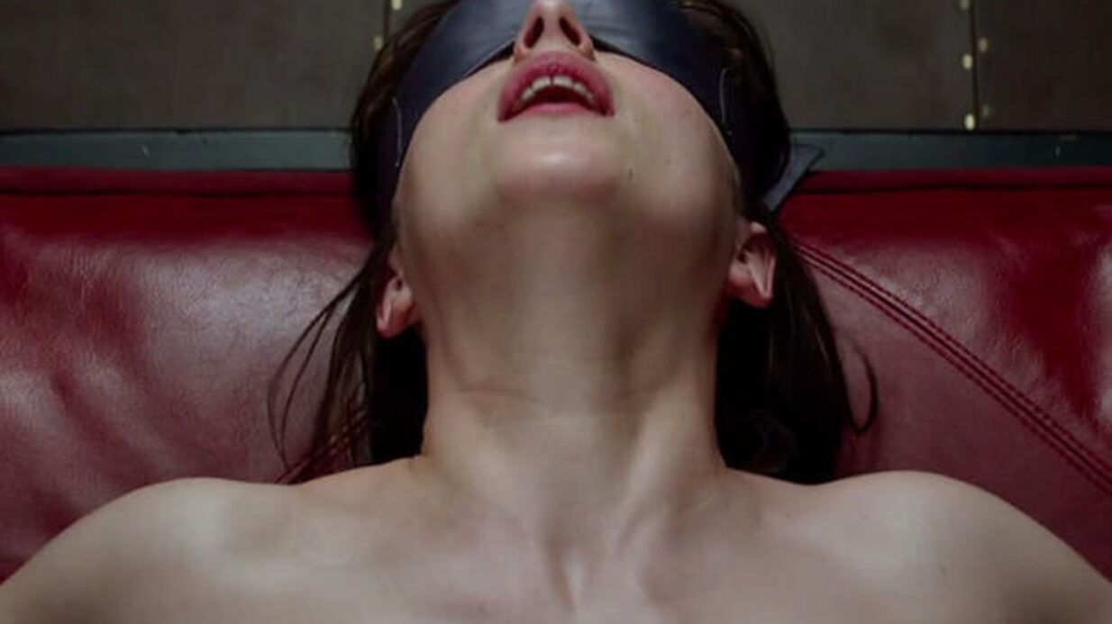 Scènes hot de 50 nuances de Grey: une «corvée» pour Dakota Johnson