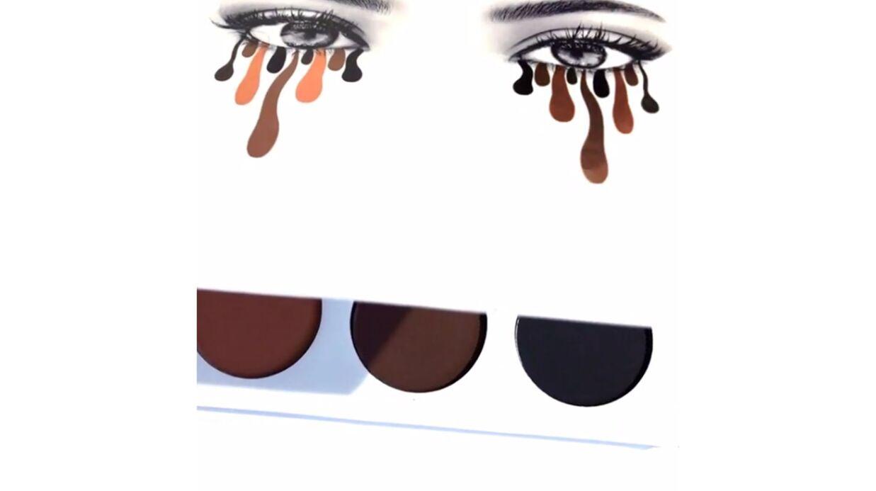 PHOTOS Kylie Jenner sort Kyshadow, une palette pour les yeux