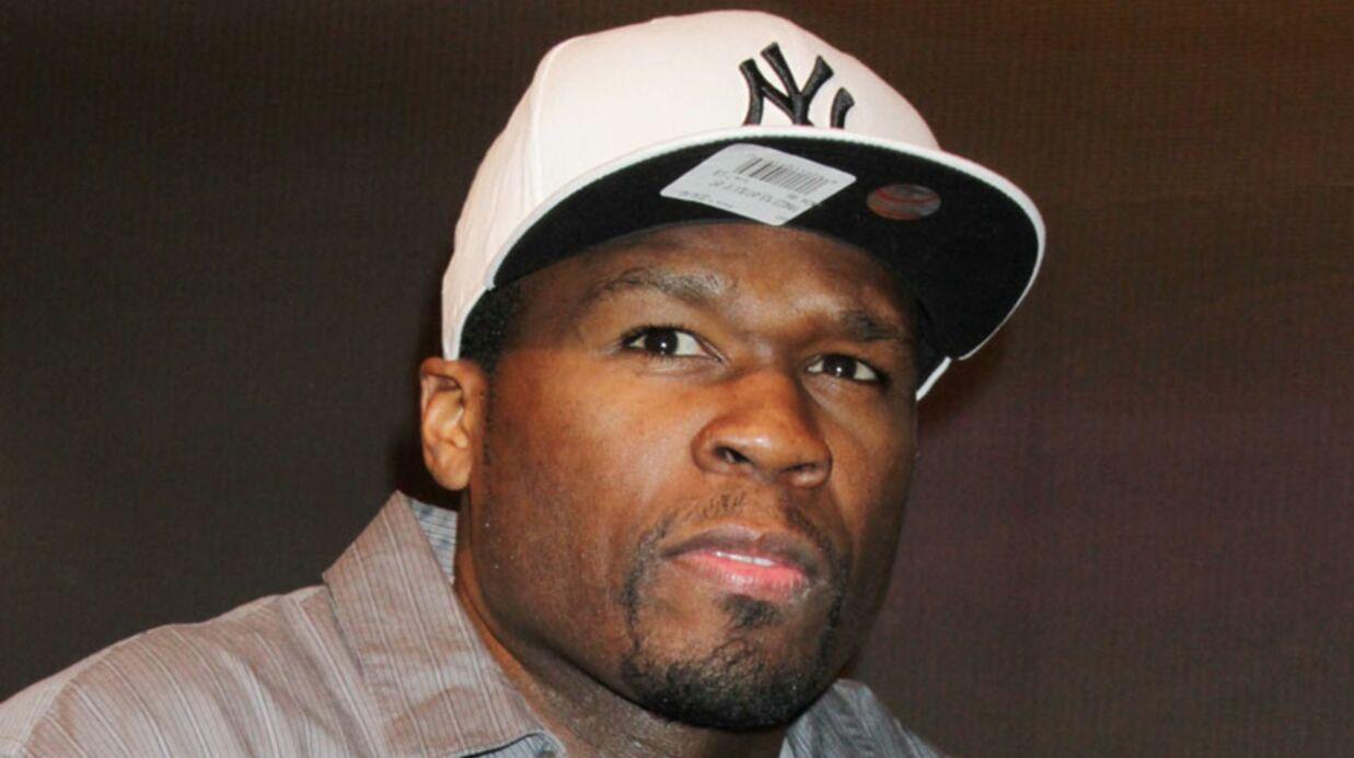 50 Cent victime d'un accident de la route