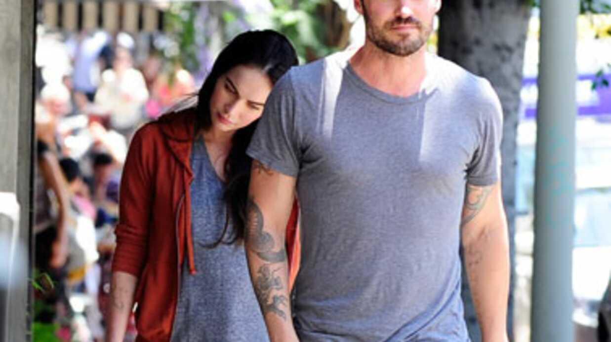 Megan Fox dévoile enfin son ventre de future maman