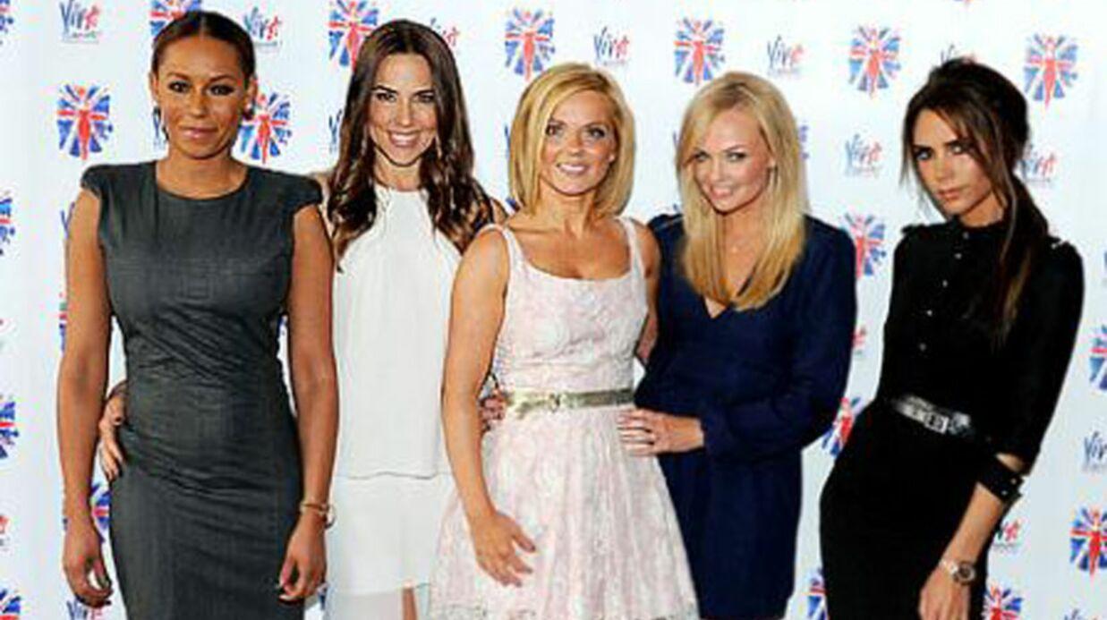 Les Spice Girls réunies pour une comédie musicale