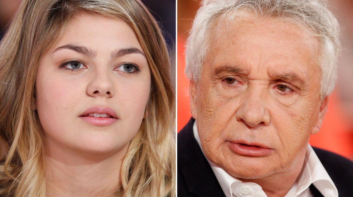 Michel Sardou tacle Louane: «Elle n'est pas très maligne, on va dire ce qui est »