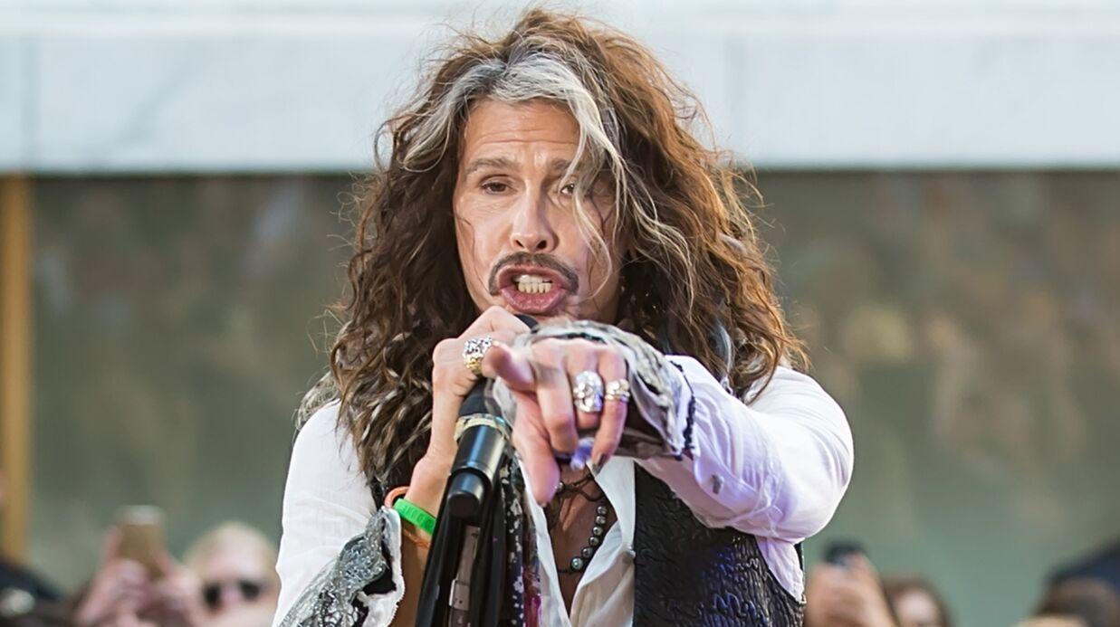 Steven Tyler officialise la séparation du groupe Aerosmith