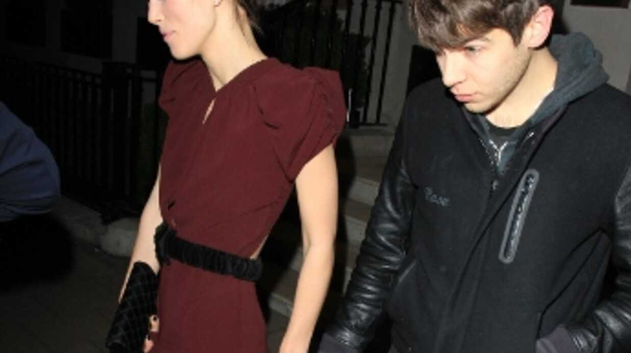 Keira Knight­ley va se marier avec James Righ­ton (The Klaxons)