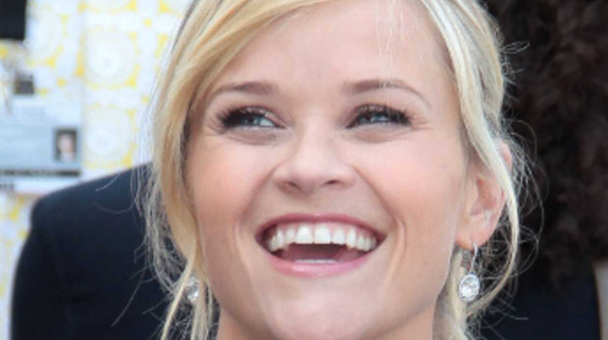 PHOTOS Reese Withers­poon enceinte à Cannes pour Mud