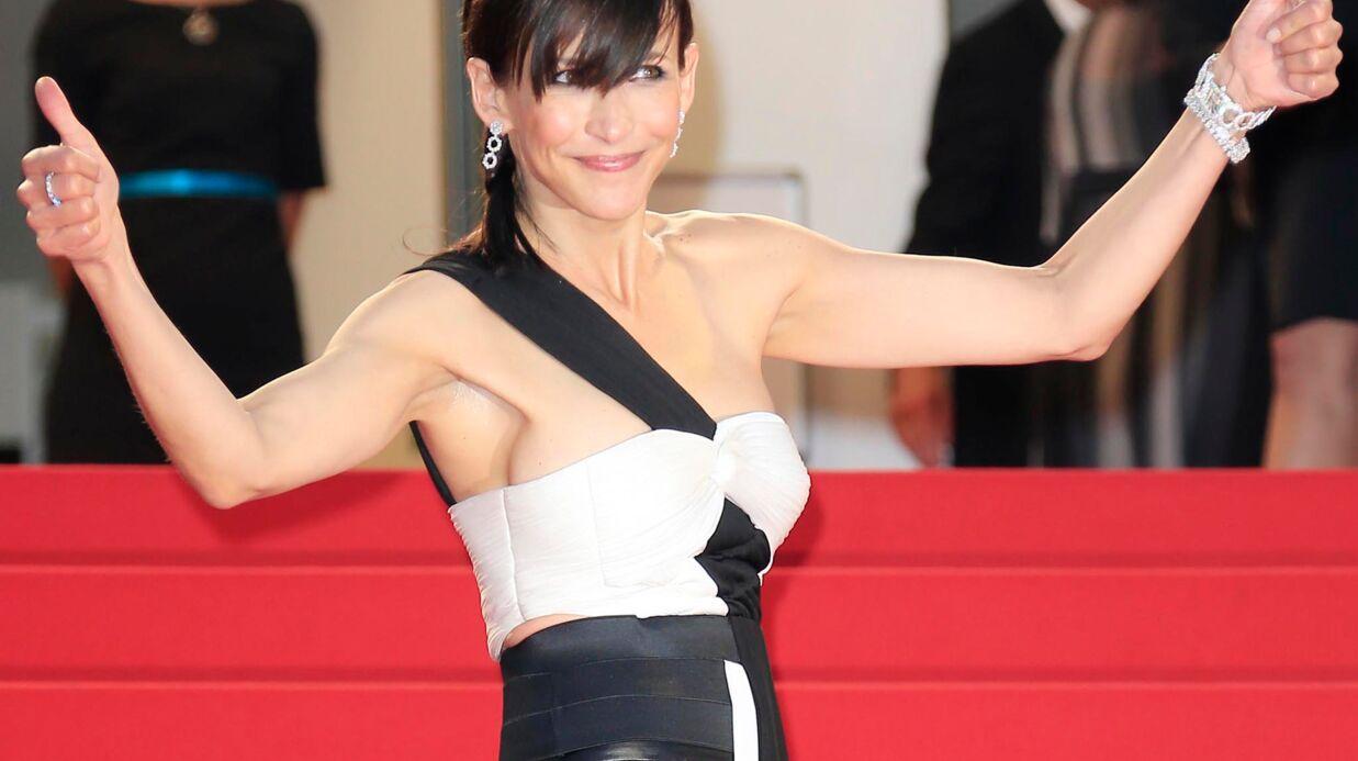 DIAPO Les meilleurs moments de Sophie Marceau au Festival de Cannes