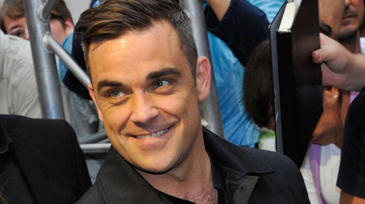 Robbie Williams: sa femme Ayda attend un bébé!