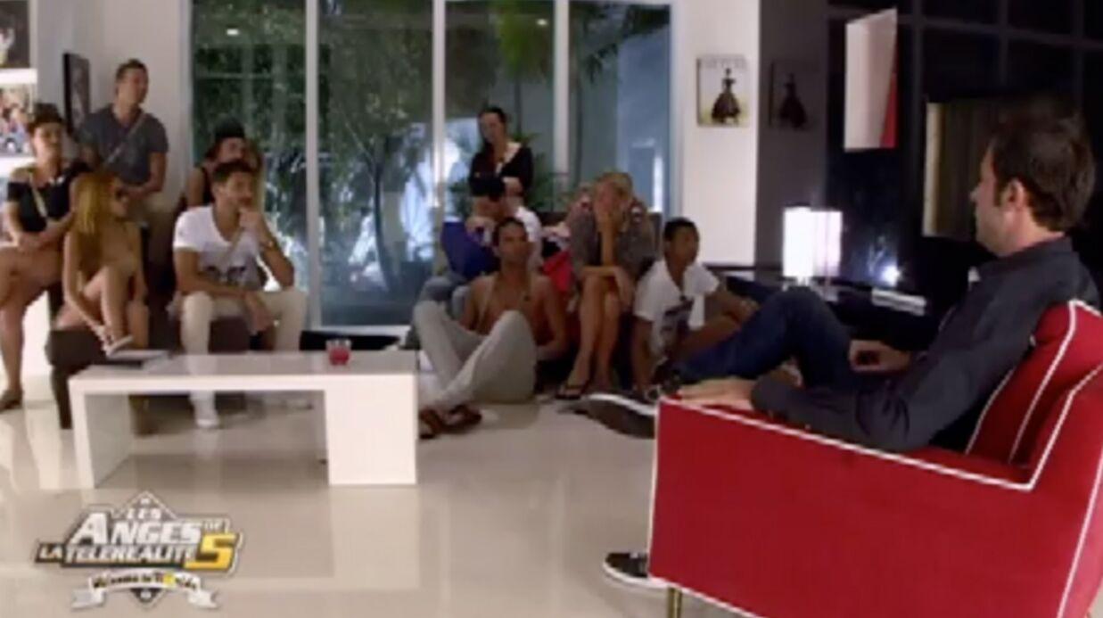 VIDEO Les Anges de la téléréalité 5: Frédérique moquée en chanson