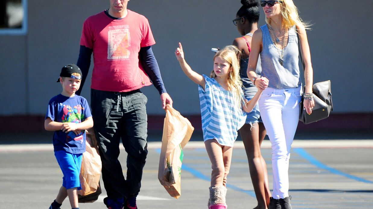 Gwyneth Paltrow et Chris Martin officialisent leur rupture
