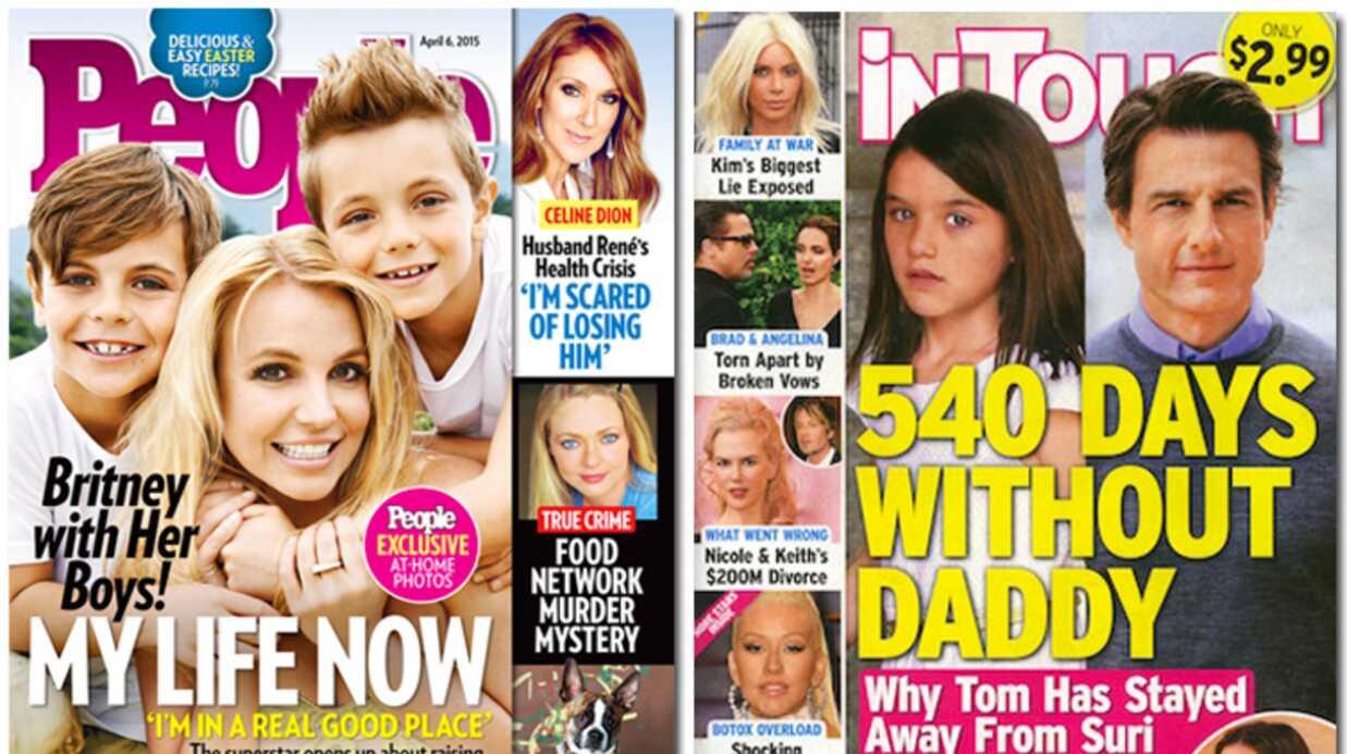 En direct des US: Britney Spears veut une petite fille