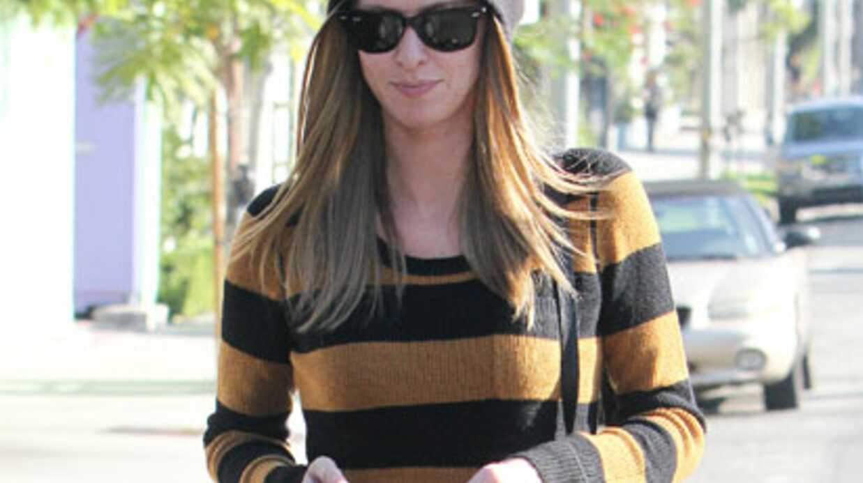LOOK Nicky Hilton dans les rues de Los Angeles