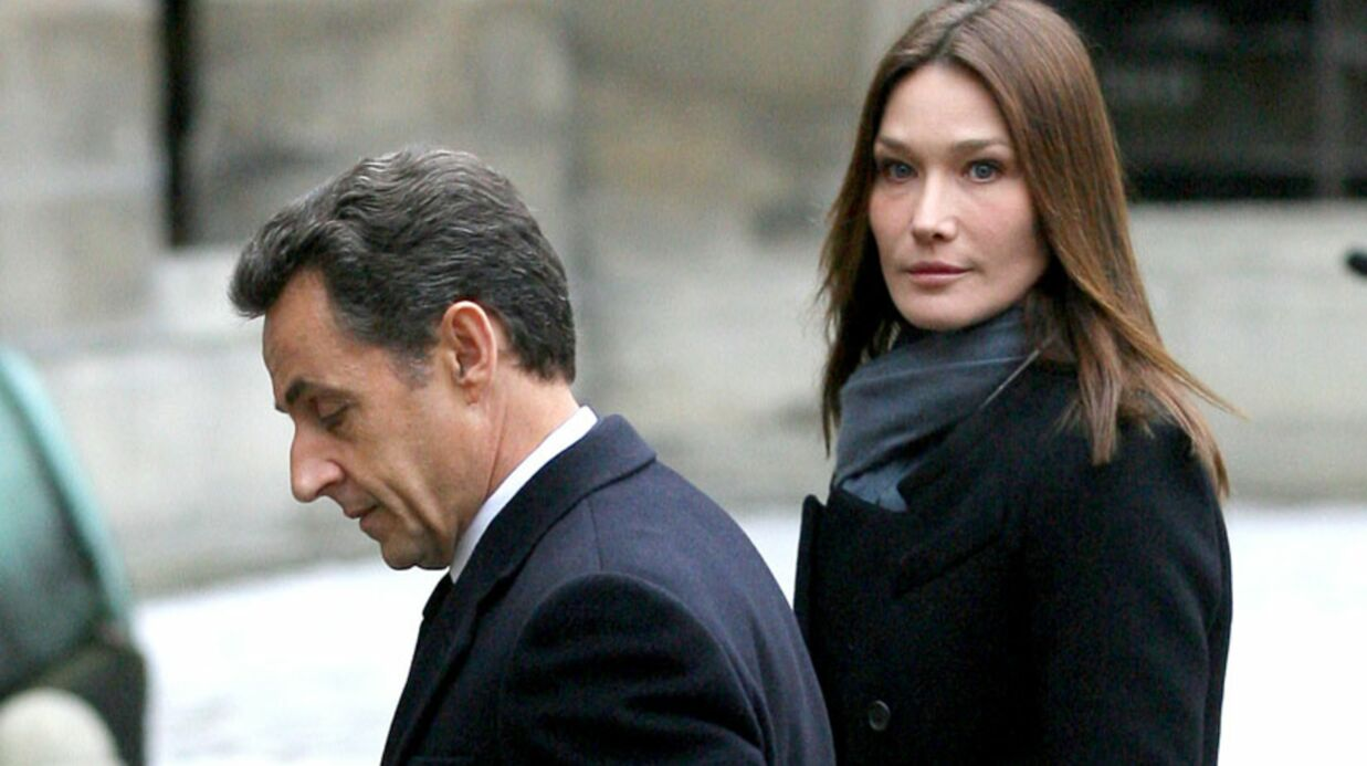 Carla Bruni en désaccord avec Nicolas Sarkozy sur le mariage pour tous