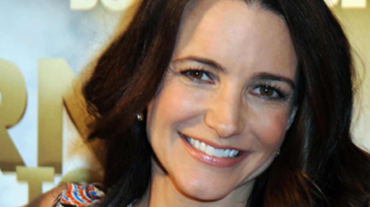 Kristin Davis: l'adoption de sa fille, moment de tension