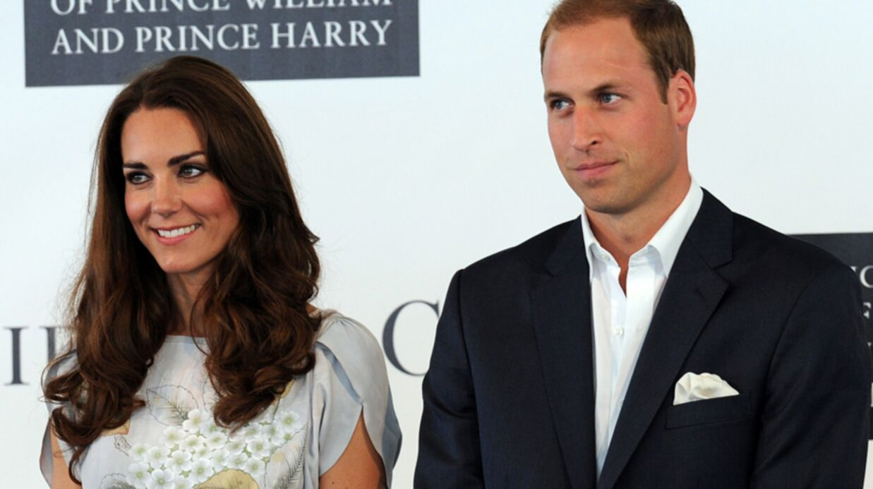 Le prince William et Kate Midd­le­ton combattent la famine